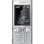 Náhled Sony Ericsson T700 Shining Silver - 3G, foto 3Mpix, BT, MP3, MS MicroM2