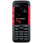 Náhled Nokia 5310 Red XpressMusic s MD-8