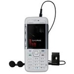 Náhled Nokia 5310 White Silver XpressMusic s MD-8