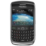 Náhled BlackBerry 8900 QWERTZ Black