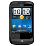 N�hled HTC WildFire A3333 Black