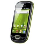Náhled Samsung S5570 Galaxy Mini Lime Green