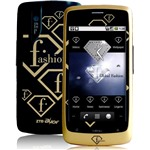 Náhled ZTE P729V Blade Fashion TV Black Gold
