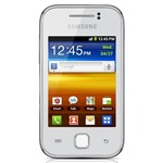 N�hled Samsung S5360 Galaxy Y Pure White