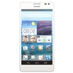 N�hled Huawei Ascend D2 White