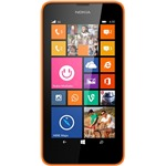 Náhled Nokia Lumia 530 Dual-SIM Bright Orange