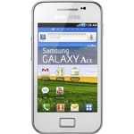 N�hled Samsung S5830i Galaxy Ace White (GT-S5830UWIXEZ)