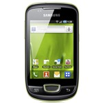 Náhled Samsung S5570i Galaxy Mini Lime Green