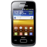 Náhled Samsung S6102 Galaxy Y DUOS Black (GT-S6102SKAXEZ)