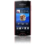 Náhled Sony Ericsson ST18i Xperia Ray Pink