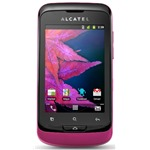 Náhled Alcatel One Touch 918D Fuchsia/Black