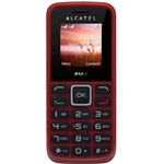 Náhled ALCATEL ONETOUCH 1010D Deep Red