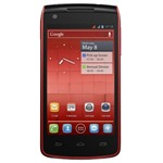 Náhled Alcatel One Touch 992D Dual-SIM Cherry Red