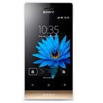 Náhled Sony ST23i Xperia Miro White/Gold