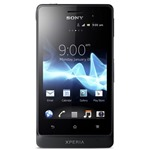 Náhled Sony ST27i Xperia Go Tactile Black