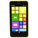 Náhled Nokia Lumia 630 Dual-SIM Yellow/Black