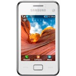 Náhled Samsung S5220 Star III Pure White (GT-S5220UWAXEZ)