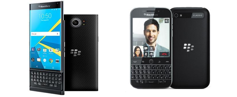 Telefony pro náročné, to je BlackBerry!!!