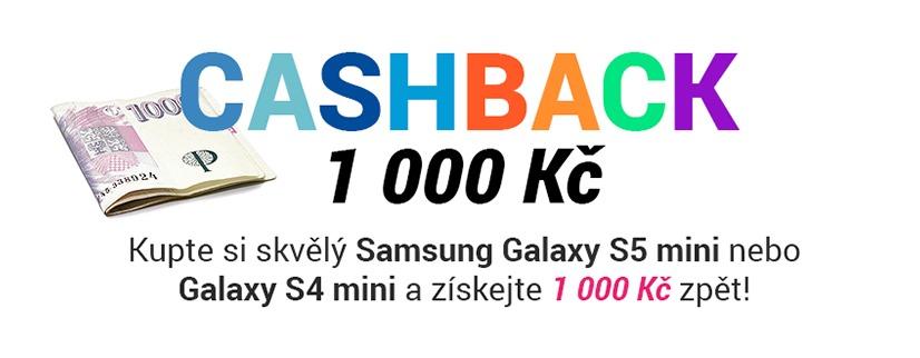 Kup si S5 mini nebo S4 mini a z�skej zp�t 1000K�!