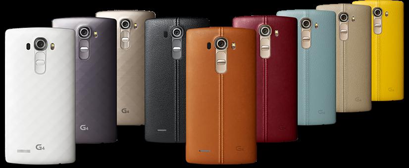 LG G4 to je �pi�kov� v�bava a luxusn� design!