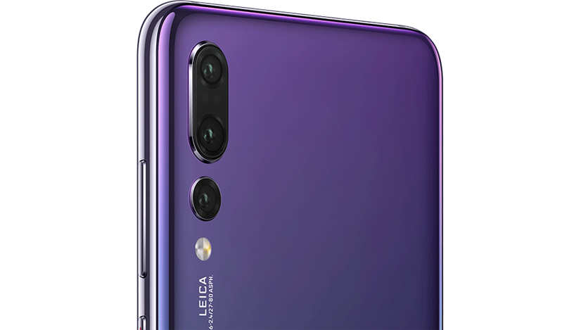 Huawei představil nové modely - P20 lite, P20, P20 Pro