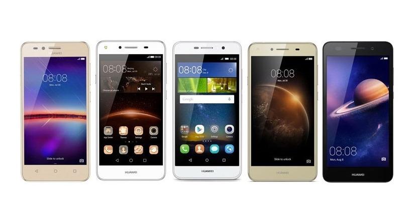 Parádní Huawei telefony do 5 000Kč