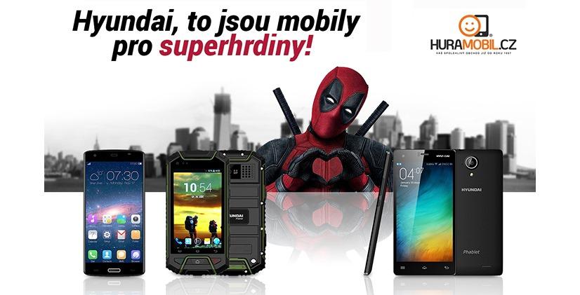 Víte, že Hyundai vyrábí mobilní telefony? + SOUTĚŽ!