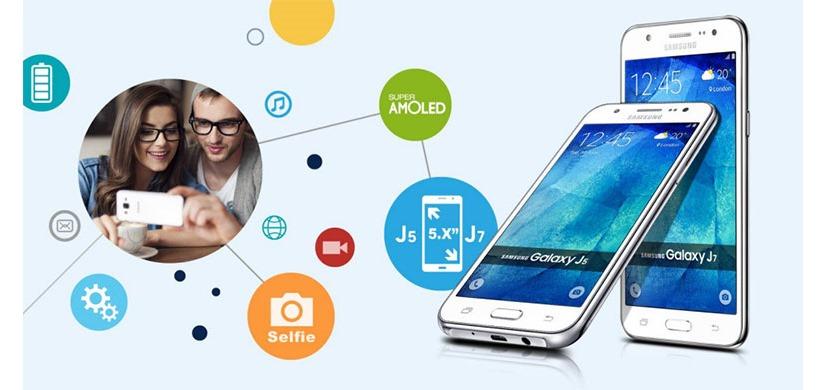 Samsung J5 právě v nabídce