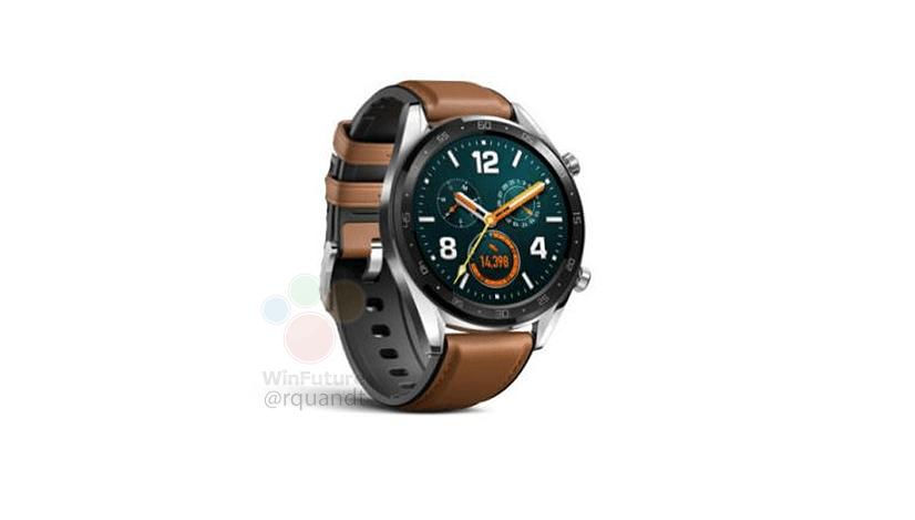7e1bd64216d5 Chystá Huawei ty nejlepší chytré hodinky na trhu  Nové Watch GT mají  vydržet až týden