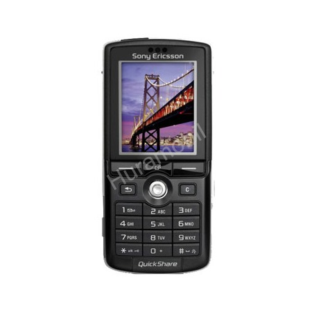 Sony Ericsson K750i Oxidized Black