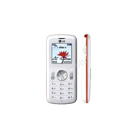 LG GB102 White Red
