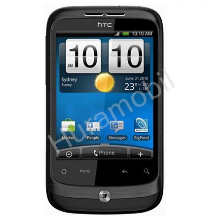 HTC WildFire A3333 Black