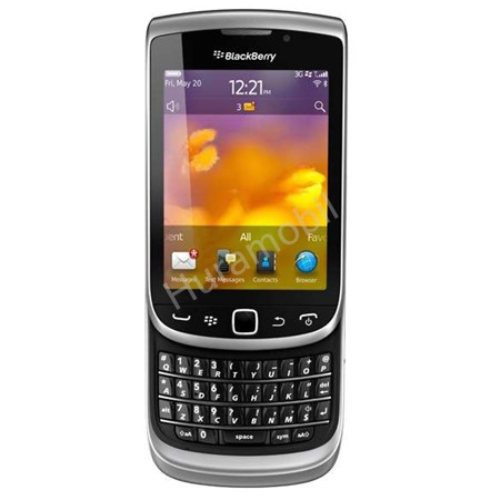 Blackberry 9810 Black