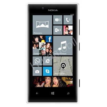 Nokia Lumia 720 White