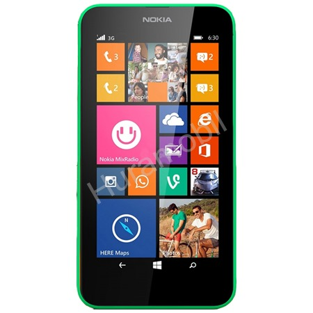 Nokia Lumia 530 Dual-SIM Bright Green