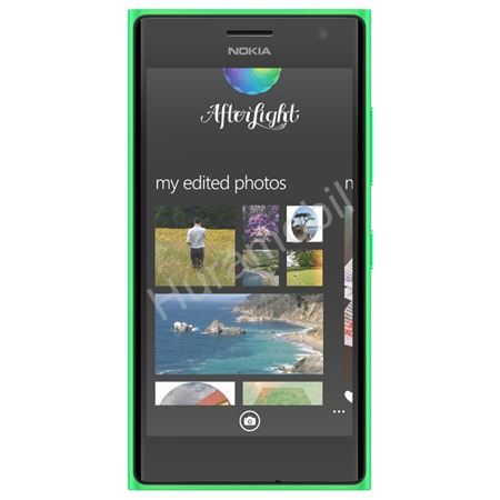 Nokia Lumia 735 Bright Green