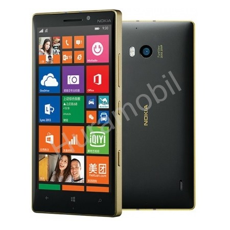 Nokia Lumia 930 Black/Gold
