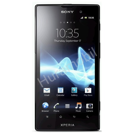 Sony LT28h Xperia Ion Black