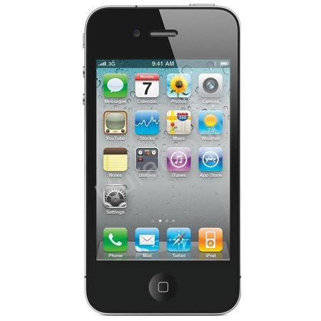 Apple iPhone 4S 16GB Vodafone Black