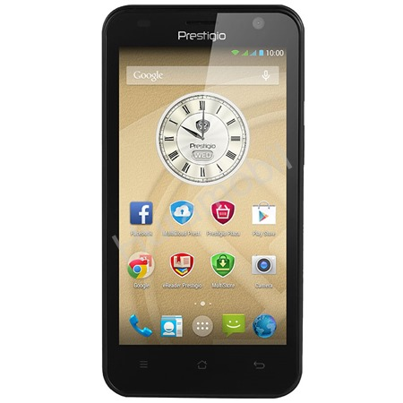 PRESTIGIO MultiPhone PSP3450DUO Black