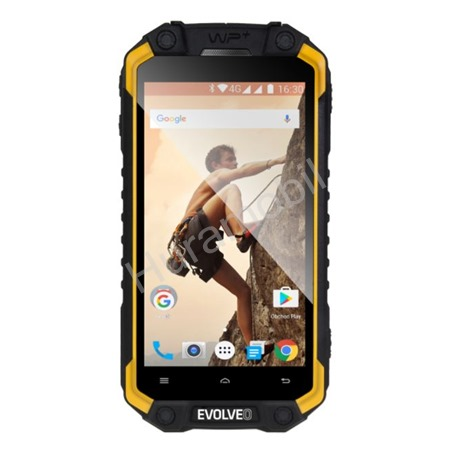 EVOLVEO StrongPhone Q9 Black