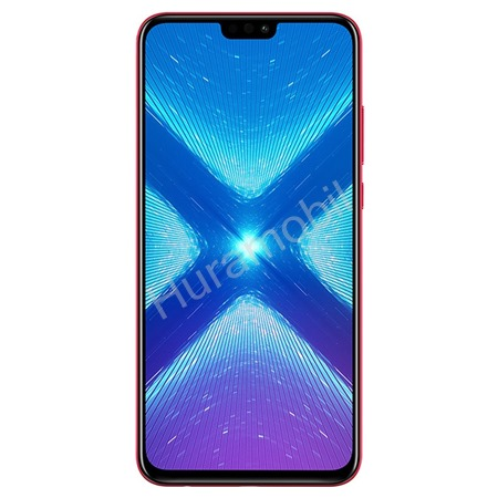 Honor 8X 4GB/128GB Dual-SIM Red