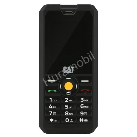 Caterpillar Cat B30 Dual-SIM Black