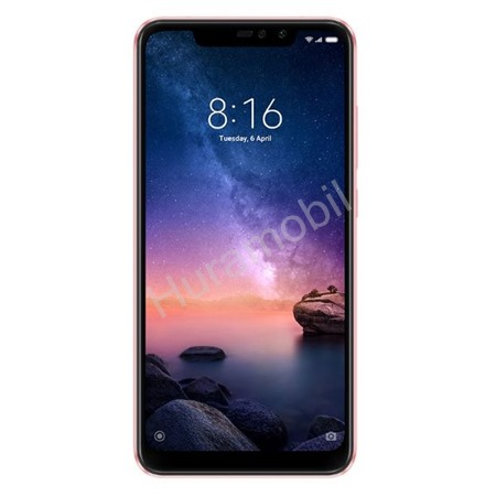 Xiaomi Redmi Note 6 Pro 3GB/32GB Dual-SIM Rose Gold