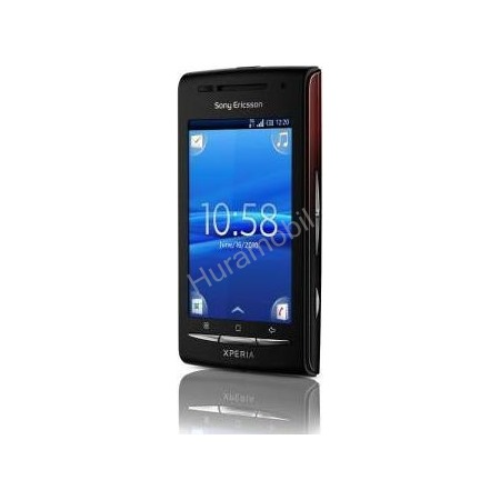 Sony Ericsson Xperia X8 Black Red