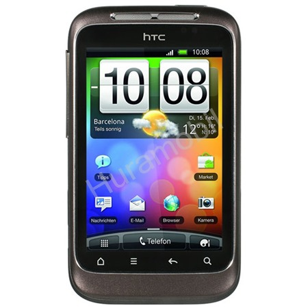 HTC Wildfire S A510e Grey