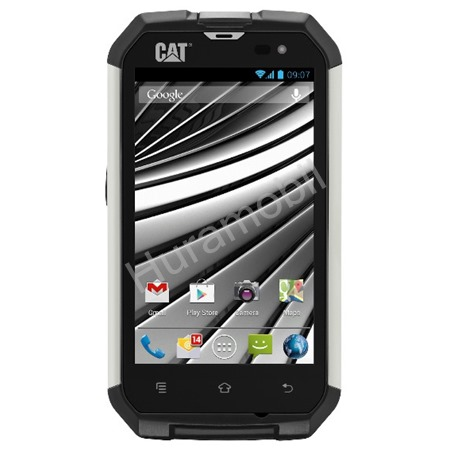 Caterpillar CAT B15 Grey Dual-SIM