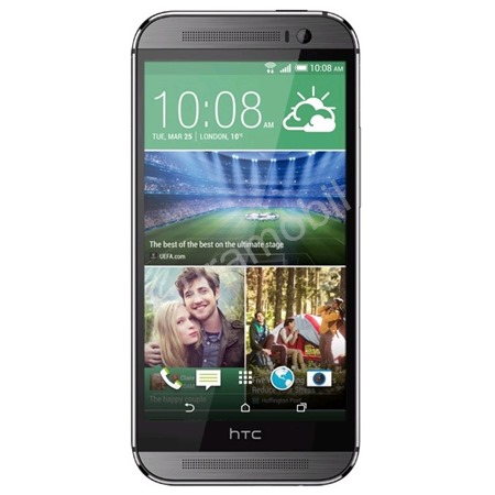 HTC ONE M8 Glacial Silver 16GB