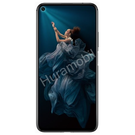 Honor 20 6GB/128GB Dual-SIM Midnight Black