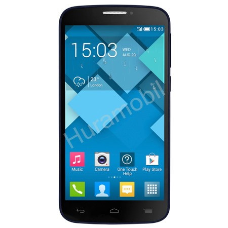 ALCATEL ONETOUCH 7041D POP C7 Bluish Black